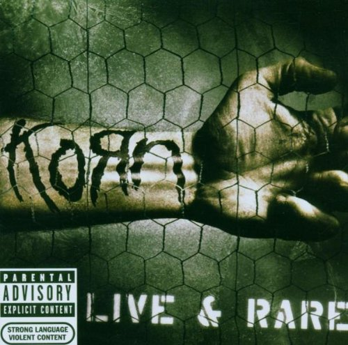Korn Freak On A Leash cover art