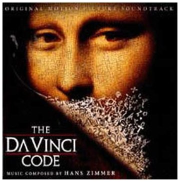 Hans Zimmer Dies Mercurii I Martius (from The Da Vinci Code) cover art