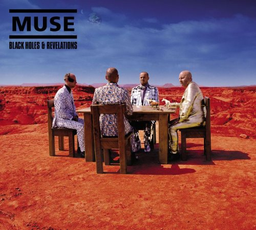Muse Knights Of Cydonia cover art