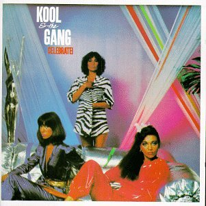 Kool And The Gang Celebration cover art