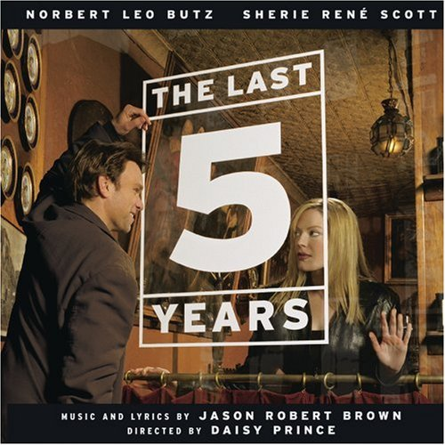 Jason Robert Brown The Schmuel Song cover art