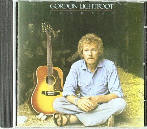Gordon Lightfoot Carefree Highway cover art
