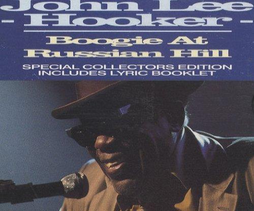 John Lee Hooker Boogie At Russian Hill cover art