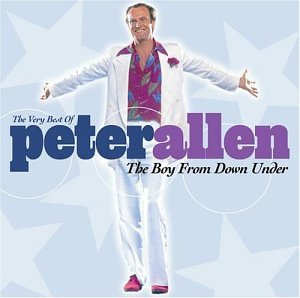 Peter Allen I'd Rather Leave While I'm In Love cover art