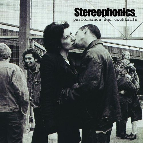Stereophonics Hurry Up And Wait cover art