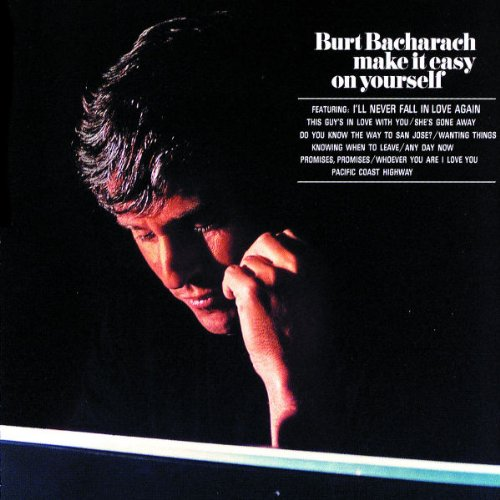 Bacharach & David Do You Know The Way To San Jose cover art