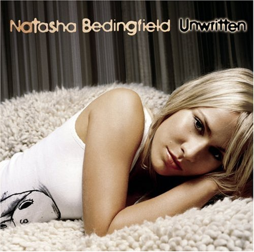 Natasha Bedingfield Single cover art