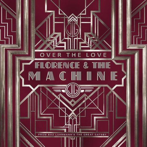 Florence And The Machine Over The Love cover art