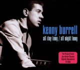 Kenny Burrell All Night Long cover art