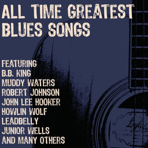 John Lee Hooker Moaning Blues cover art