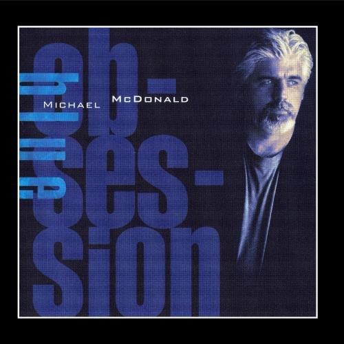 Michael McDonald Open The Door cover art