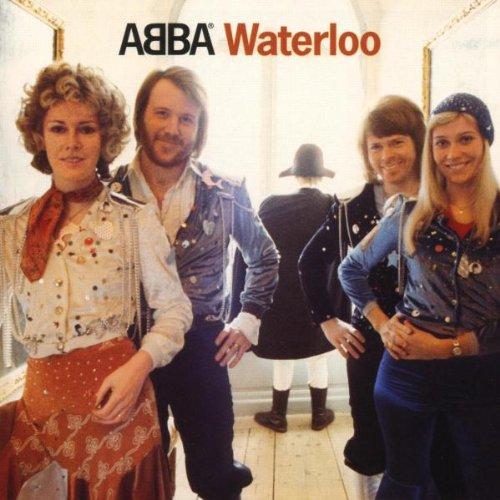 ABBA Waterloo cover art