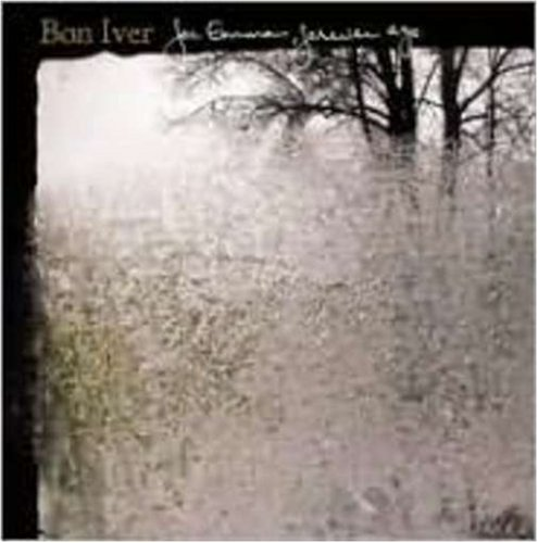 Bon Iver Skinny Love l'art de couverture
