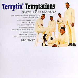 The Temptations Since I Lost My Baby cover art