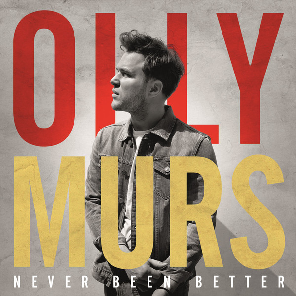 Olly Murs Up (feat. Demi Lovato) cover art
