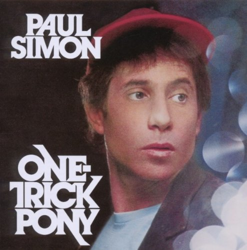 Paul Simon That's Why God Made The Movies cover art
