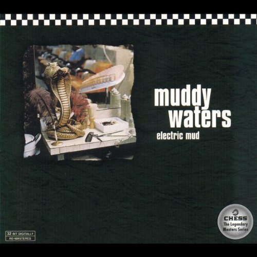 Muddy Waters I'm Your Hoochie Coochie Man cover art