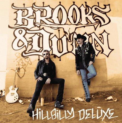 Brooks & Dunn Hillbilly Deluxe cover art
