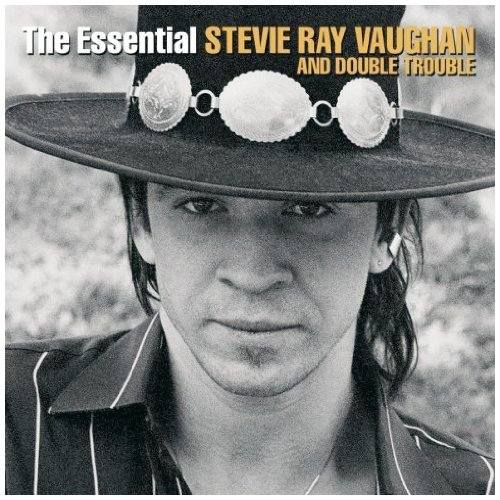Stevie Ray Vaughan Riviera Paradise cover art