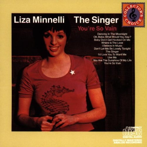 Liza Minnelli The Singer cover art