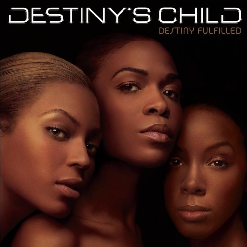 Destiny's Child Through With Love cover art