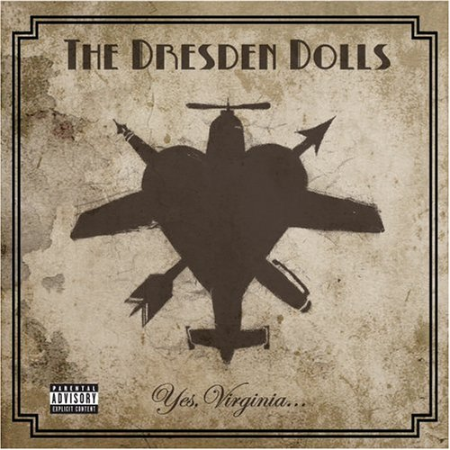 The Dresden Dolls Backstabber cover art
