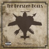 The Dresden Dolls Necessary Evil arte de la cubierta