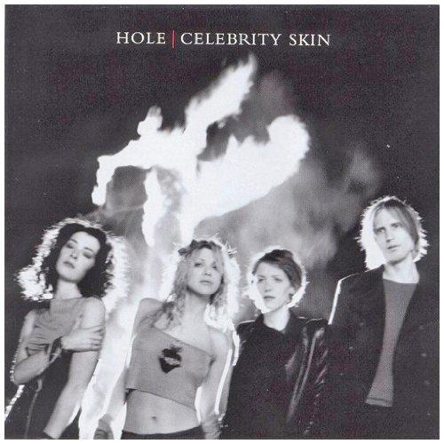 Hole Celebrity Skin cover art