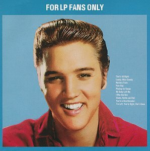Elvis Presley I Was The One cover art