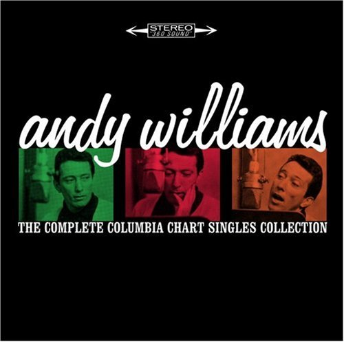 Andy Williams Quiet Nights Of Quiet Stars (Corcovado) cover art