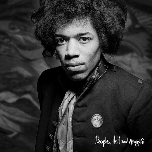 Jimi Hendrix Hey Gypsy Boy cover art