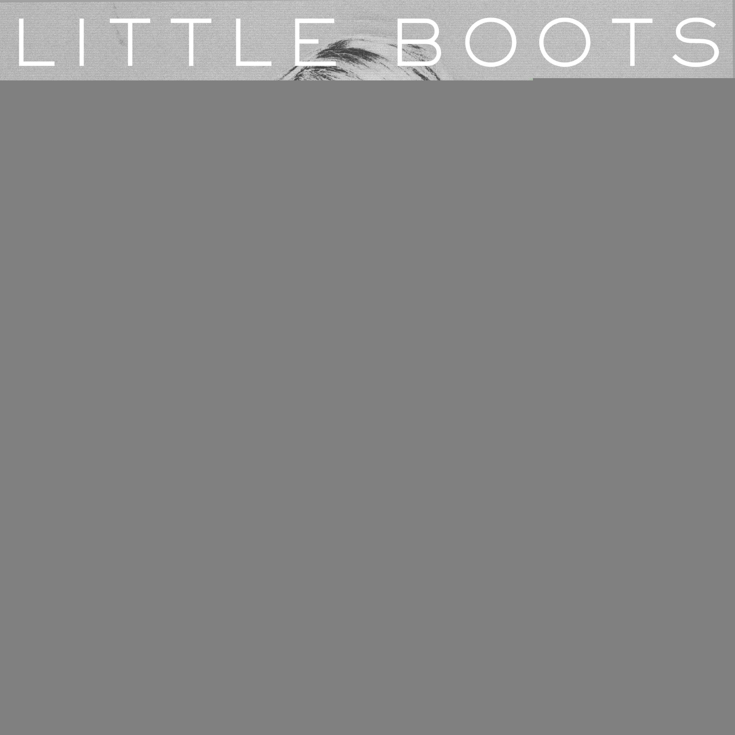 Little Boots Headphones cover art