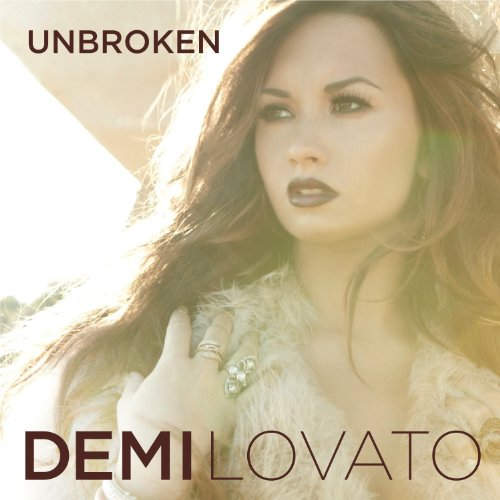 Demi Lovato Skyscraper cover art