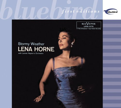 Lena Horne Stormy Weather (Keeps Rainin' All The Time) cover art