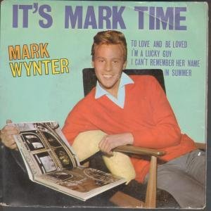 Mark Wynter It's Almost Tomorrow cover art