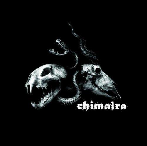 Chimaira Inside The Horror cover art