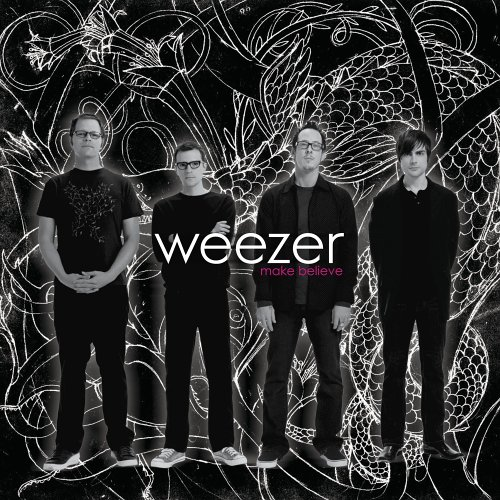 Weezer We Are All On Drugs cover art