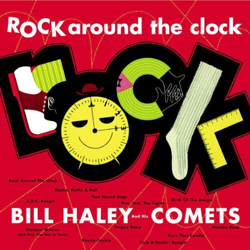 Bill Haley & His Comets Shake, Rattle And Roll cover art