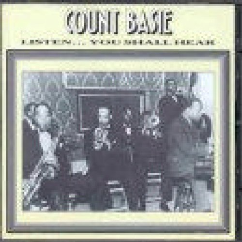 Count Basie One O'Clock Jump cover art