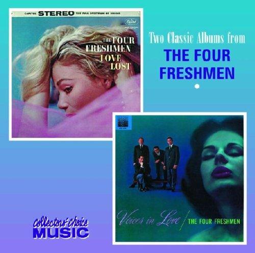 The Four Freshmen Time Was (Duerme) cover art