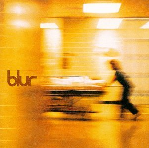 Blur Death Of A Party cover art