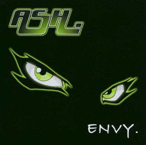 Ash Envy cover art