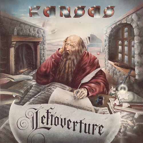 Kansas Carry On Wayward Son cover art