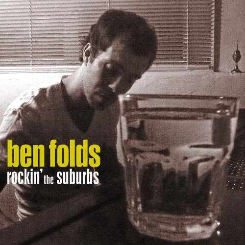 Ben Folds Still Fighting It cover art