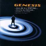 Genesis Calling All Stations l'art de couverture