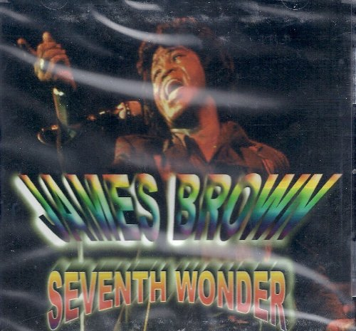 James Brown Get On The Good Foot cover art