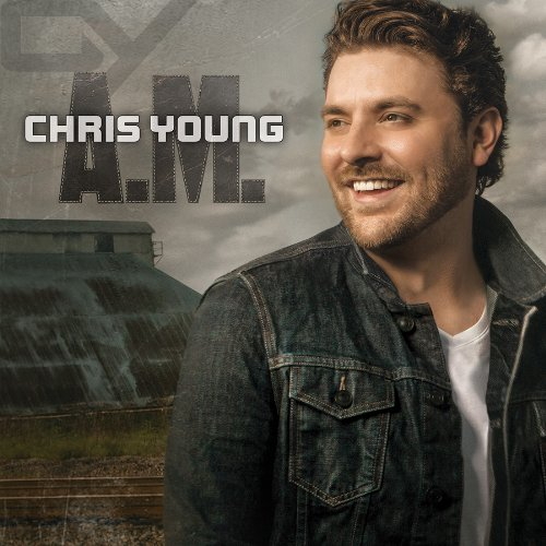 Chris Young Lonely Eyes cover art