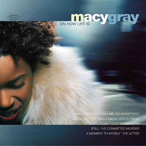 Macy Gray I Try cover art