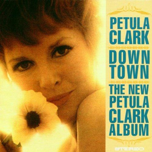 Petula Clark My Friend The Sea cover art