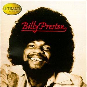 Billy Preston Fancy Lady cover art